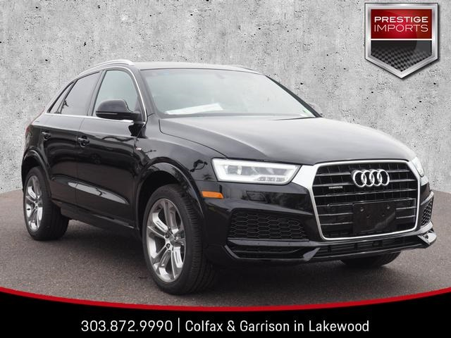 New Audi Q T Premium D Sport Utility In Denver CO - 2018 audi q3
