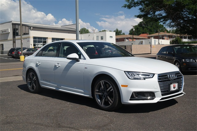 Short Report: 2017 Audi A4 - NY Daily News